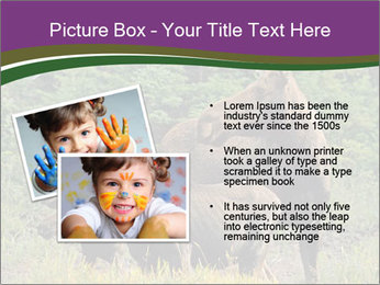 Moose Cow PowerPoint Template - Slide 20