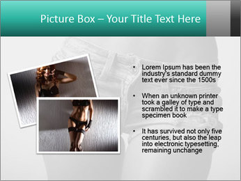 Woman body PowerPoint Template - Slide 20