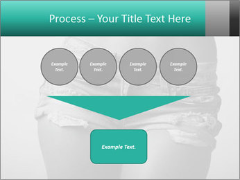 Woman body PowerPoint Template - Slide 93