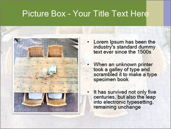 Top view PowerPoint Template - Slide 13