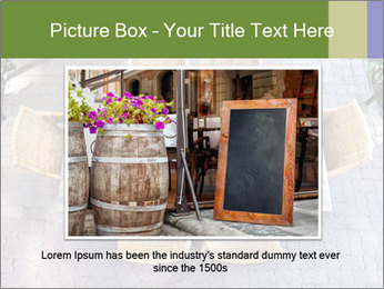 Top view PowerPoint Template - Slide 15