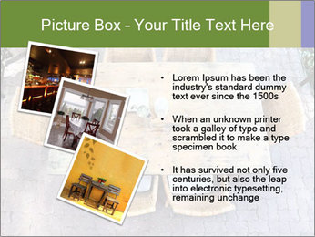 Top view PowerPoint Template - Slide 17