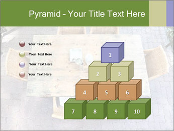 Top view PowerPoint Template - Slide 31