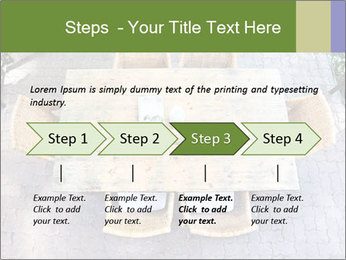 Top view PowerPoint Template - Slide 4
