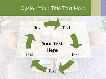Top view PowerPoint Template - Slide 62