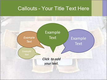 Top view PowerPoint Template - Slide 73