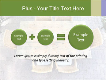 Top view PowerPoint Template - Slide 75