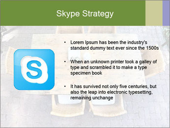 Top view PowerPoint Template - Slide 8
