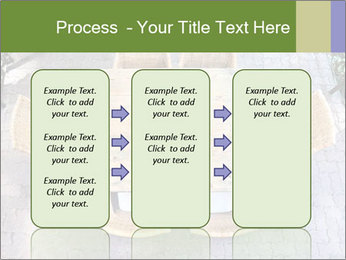 Top view PowerPoint Template - Slide 86