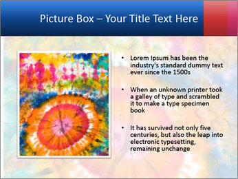 Abstract pattern PowerPoint Template - Slide 13