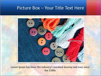 Abstract pattern PowerPoint Template - Slide 15
