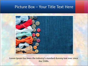 Abstract pattern PowerPoint Template - Slide 16