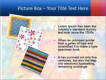 Abstract pattern PowerPoint Template - Slide 17