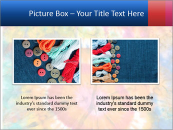 Abstract pattern PowerPoint Template - Slide 18