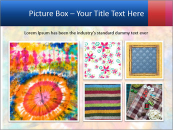 Abstract pattern PowerPoint Template - Slide 19
