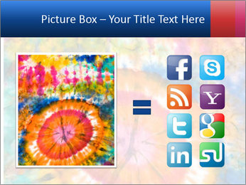 Abstract pattern PowerPoint Template - Slide 21