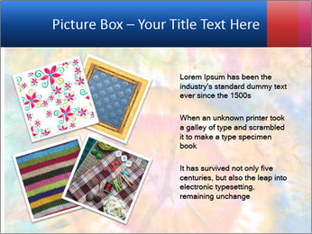 Abstract pattern PowerPoint Template - Slide 23