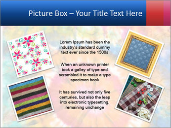 Abstract pattern PowerPoint Template - Slide 24