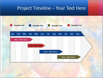 Abstract pattern PowerPoint Template - Slide 25