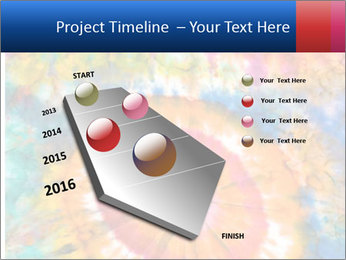 Abstract pattern PowerPoint Template - Slide 26
