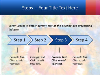 Abstract pattern PowerPoint Template - Slide 4