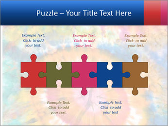 Abstract pattern PowerPoint Template - Slide 41