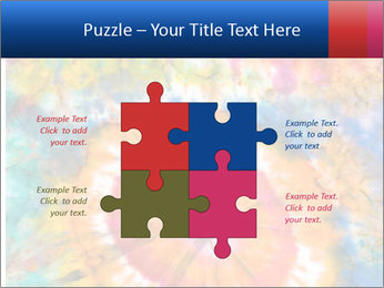Abstract pattern PowerPoint Template - Slide 43