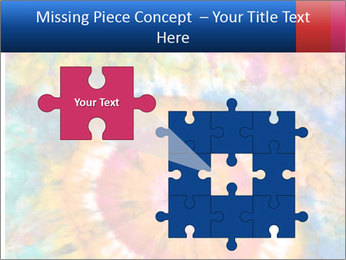 Abstract pattern PowerPoint Template - Slide 45