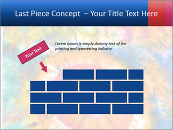 Abstract pattern PowerPoint Template - Slide 46