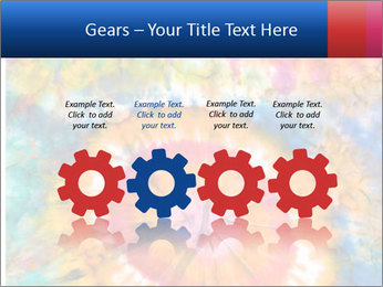Abstract pattern PowerPoint Template - Slide 48