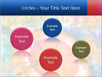 Abstract pattern PowerPoint Template - Slide 77