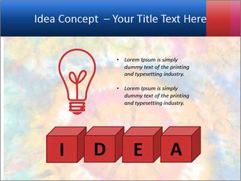 Abstract pattern PowerPoint Template - Slide 80