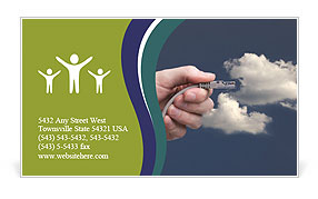 0000092205 Business Card Template
