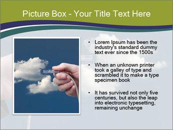Cloud computing concept PowerPoint Templates - Slide 13