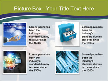 Cloud computing concept PowerPoint Templates - Slide 14