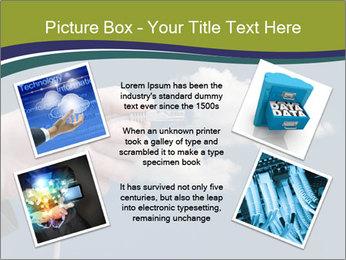Cloud computing concept PowerPoint Templates - Slide 24