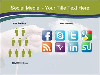 Cloud computing concept PowerPoint Templates - Slide 5