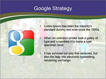 Runners PowerPoint Template - Slide 10
