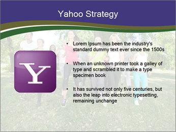 Runners PowerPoint Template - Slide 11