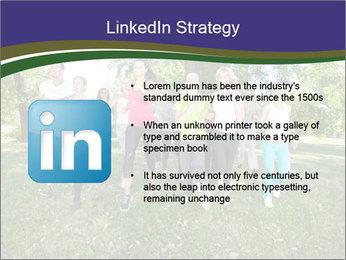 Runners PowerPoint Template - Slide 12