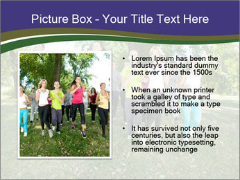 Runners PowerPoint Template - Slide 13