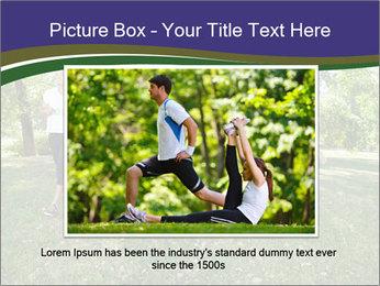 Runners PowerPoint Template - Slide 15