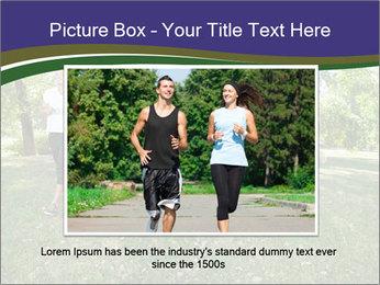 Runners PowerPoint Template - Slide 16
