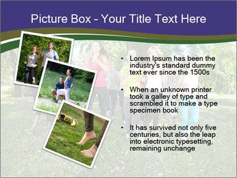 Runners PowerPoint Template - Slide 17