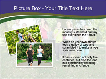 Runners PowerPoint Template - Slide 20