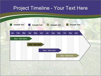 Runners PowerPoint Template - Slide 25