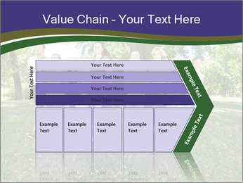 Runners PowerPoint Template - Slide 27