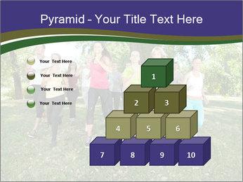 Runners PowerPoint Template - Slide 31