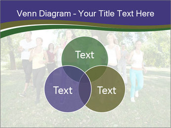 Runners PowerPoint Template - Slide 33