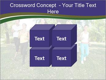 Runners PowerPoint Template - Slide 39